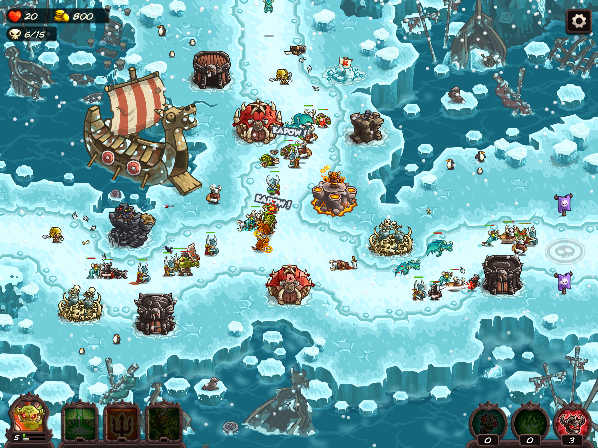 android tower defense games free download